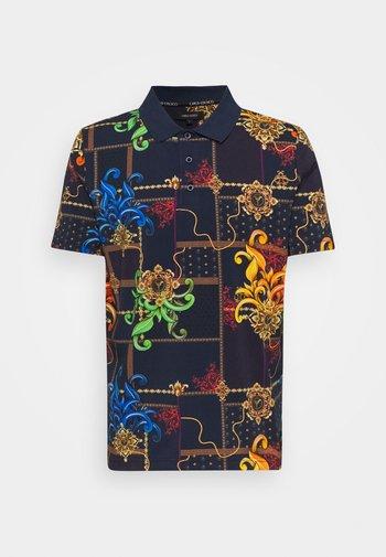 UNISEX - Polo shirt - navy