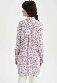 DeFacto - Button-down blouse - ecru - 2