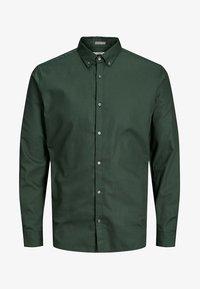 Jack & Jones PREMIUM - Koszula - dark green - 6