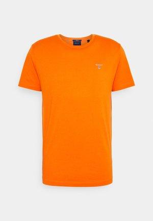 ORIGINAL - T-shirt basic - russet orange
