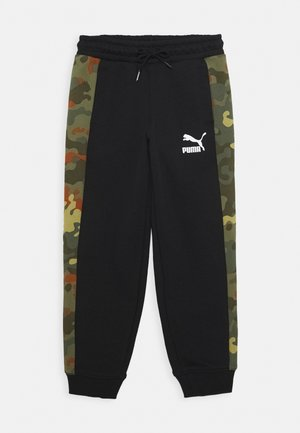 CLASSICS GRAPHICS PANTS - Trainingsbroek - black