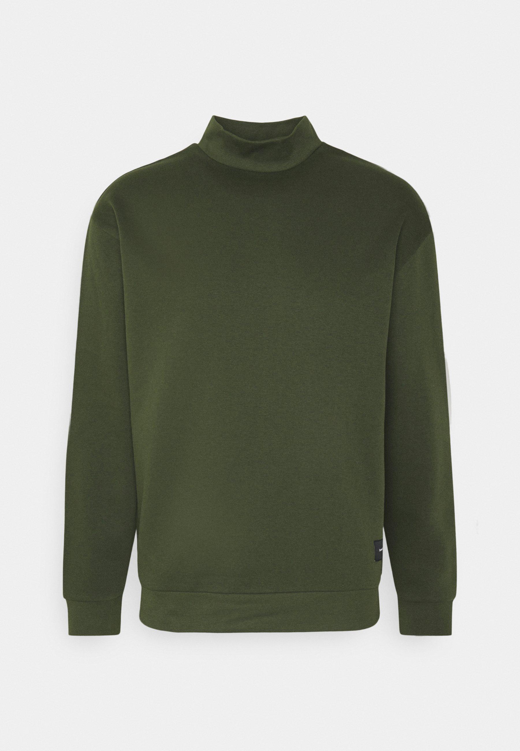 Nominal Funnel Neck Crew - Sweatshirt Tan