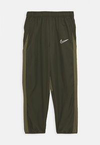 Nike Performance - DRY ACADEMY  - Trainingsbroek - cargo khaki/medium olive/white - 0
