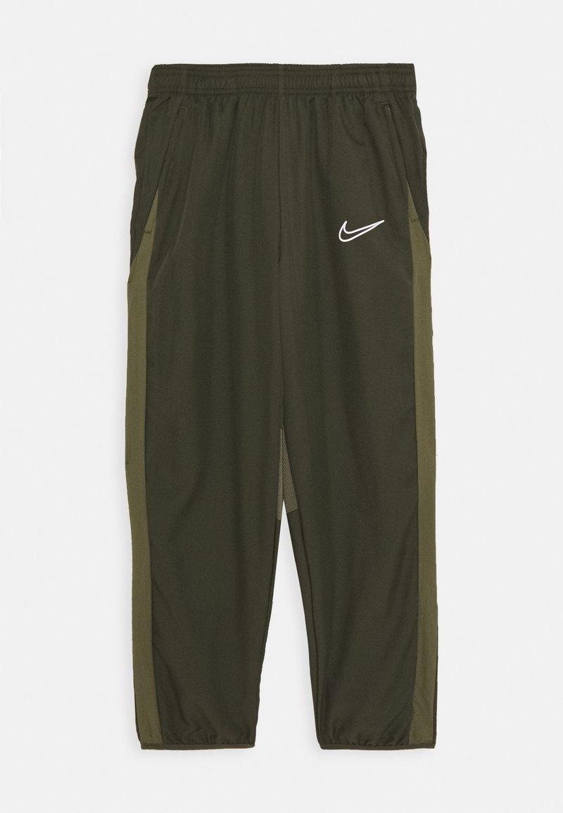 Nike Performance - DRY ACADEMY  - Trainingsbroek - cargo khaki/medium olive/white