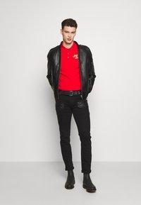 Just Cavalli - LOGO - Polo shirt - red - 1