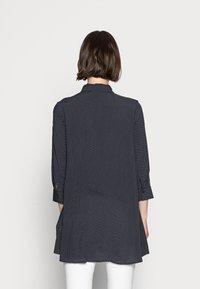 Opus - FARLA - Button-down blouse - mystic blue - 2