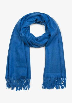 UNIQUE WINTER STOLE - Scarf - blau