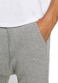 Schott - Shorts - heather grey - 4