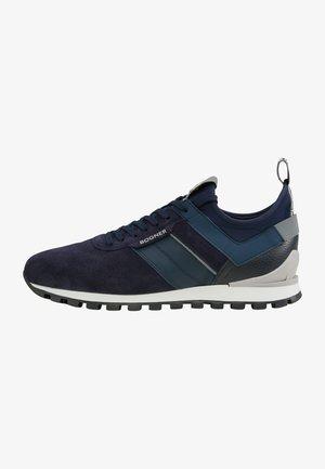 Sneakersy niskie - navy-blau