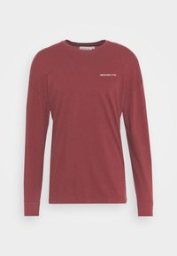 Abercrombie & Fitch - EXPLODED - Long sleeved top - burg - 4