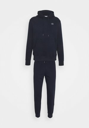 PLANET SPORTS SUIT - Träningsset - navy
