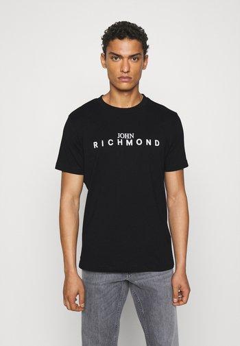 TOLIMA REGULAR - Print T-shirt - black