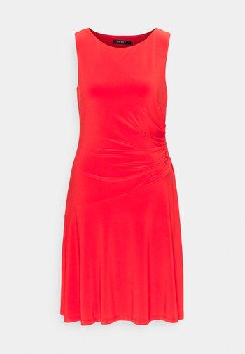 MID WEIGHT DRESS - Žerzejové šaty - african flower