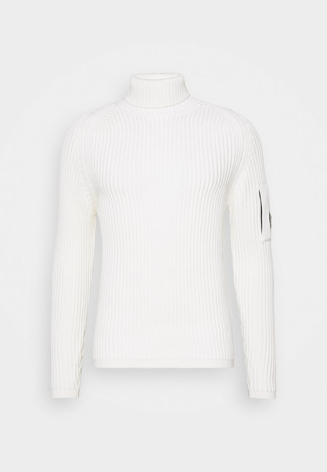 TURTLE NECK - Trui - gauze white
