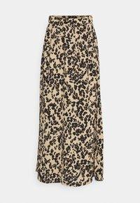 VMSAGA SLIT SKIRT  - A-line skirt - fenya