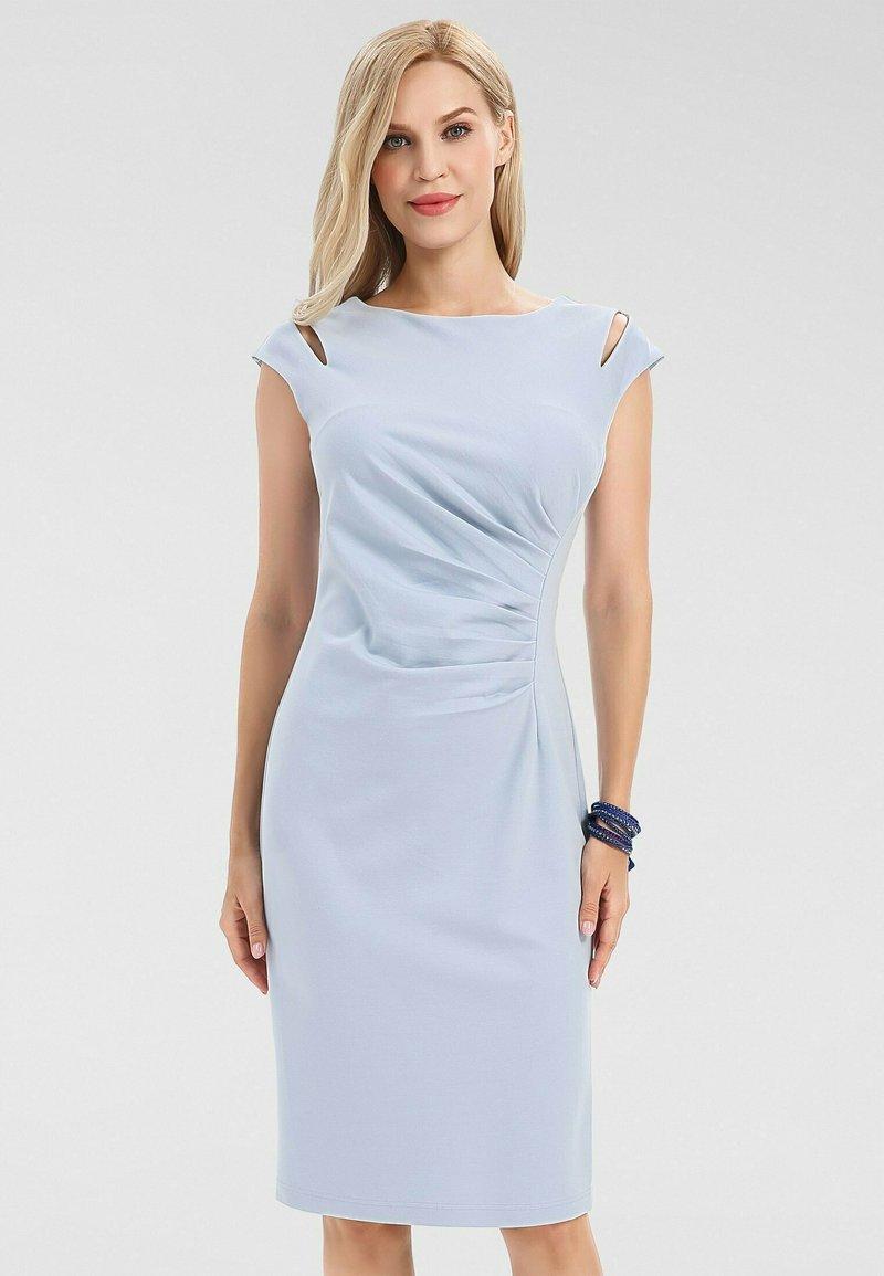 Apart - Shift dress - hellblau