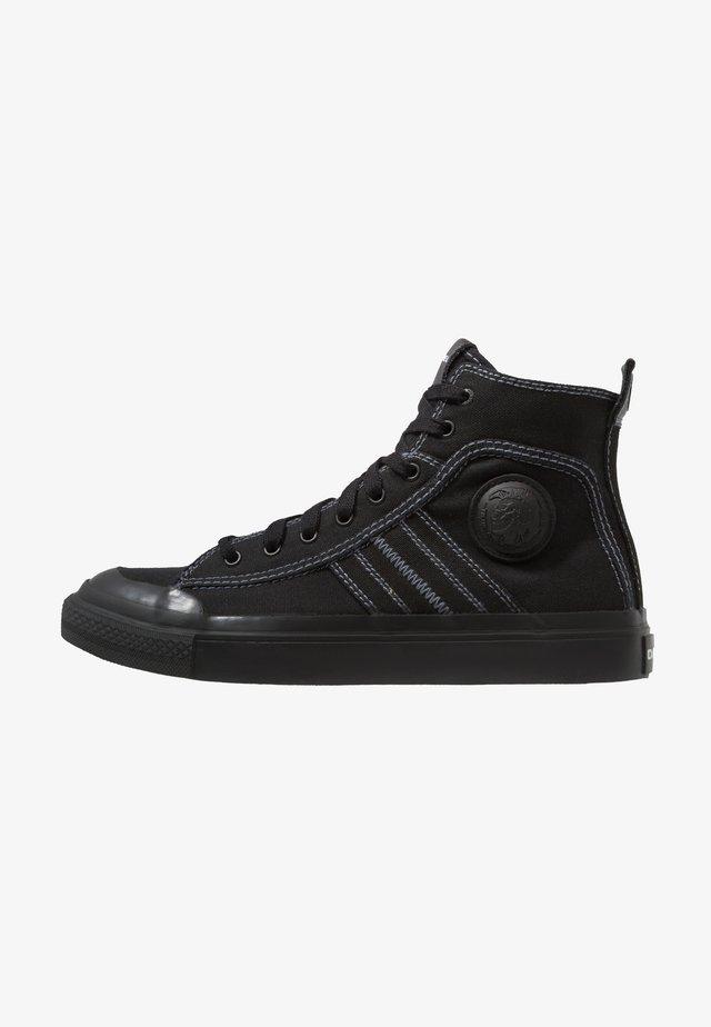 S-ASTICO MID LACE - Sneakersy wysokie - schwarz