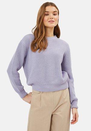 Jumper - languid lavender