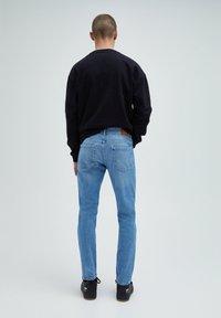 PULL&BEAR - Slim fit jeans - stone blue denim - 2