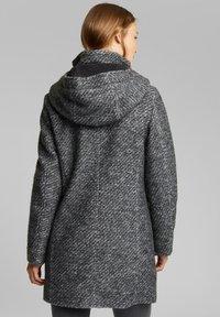 Esprit - Short coat - dark grey - 2
