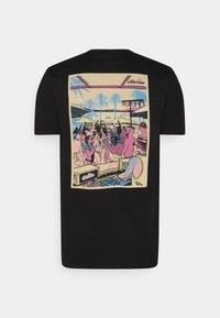 Ellesse - CUCCE TEE - T-shirt imprimé - black - 1