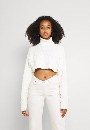 CAMILA - Jumper - warm white