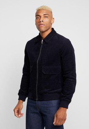 HARRINGTON - Summer jacket - navy