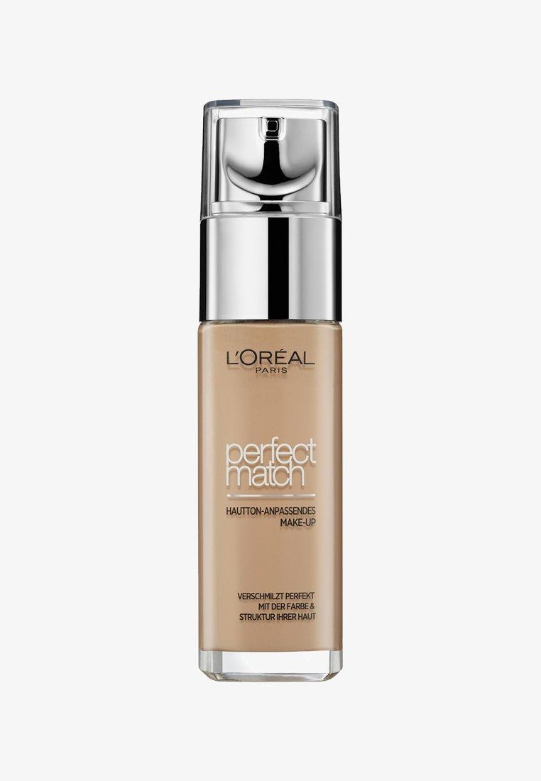 L'Oréal Paris - PERFECT MATCH MAKE-UP - Foundation - 5w golden sand