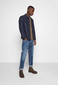 Tommy Jeans - RYAN STRAIGHT - Straight leg -farkut - barton mid blue comfort - 1