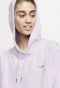Nike Sportswear - HOODIE - Hoodie - barely grape/iced lilac - 3