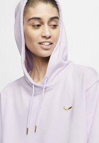 Nike Sportswear - HOODIE - Jersey con capucha - barely grape/iced lilac - 3