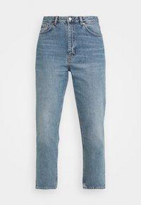 TAIKI - Straight leg jeans - mid blue