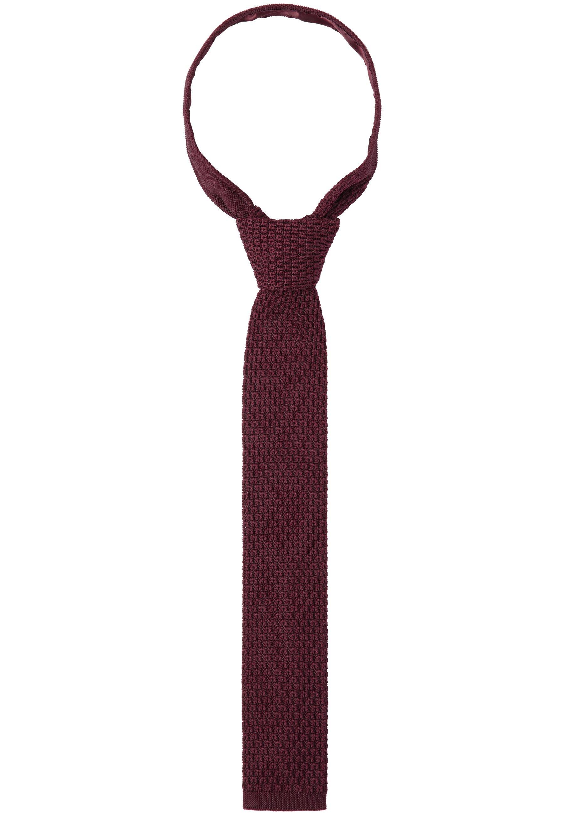 Pierre Cardin Krawatte - Dunkelrot