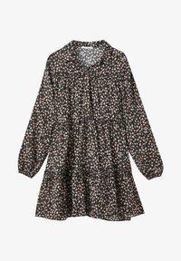 PULL&BEAR - Shirt dress - black - 5
