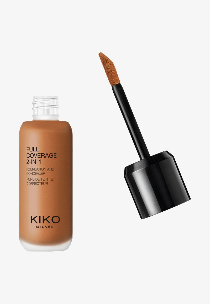 KIKO Milano - FULL COVERAGE 2 IN 1 FOUNDATION AND CONCEALER - Foundation - 145 neutral