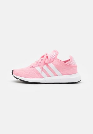 SWIFT RUN X UNISEX - Trainers - light pink/footwear white/core black