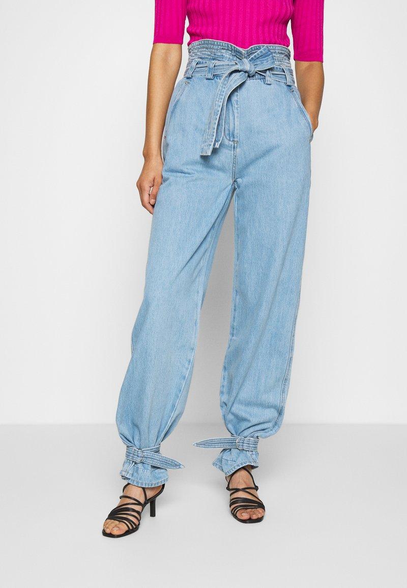 Stella Nova - RAIN - Relaxed fit jeans - washed denim