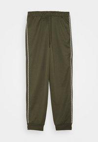 Nike Sportswear - REPEAT - Pantalones deportivos - khaki/white - 1