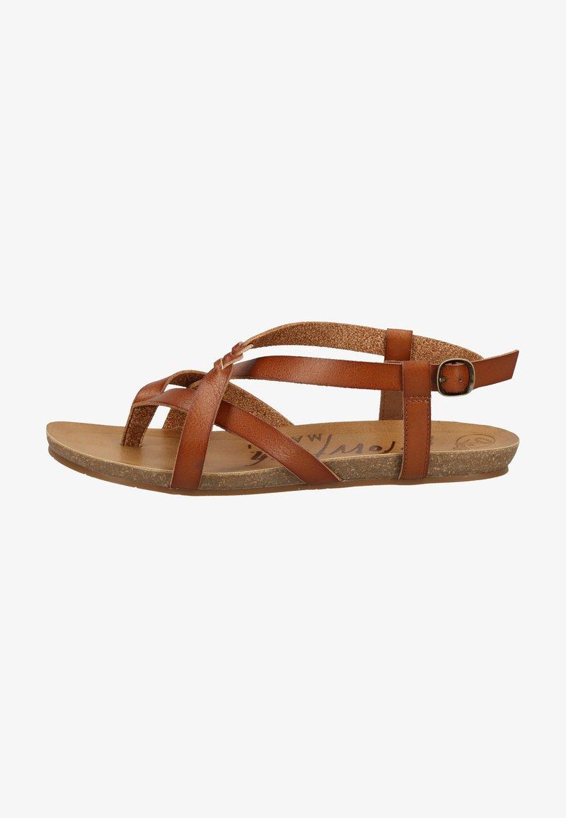 Blowfish Malibu - T-bar sandals - brown