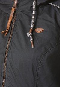 Ragwear - Waterproof jacket - blue - 3