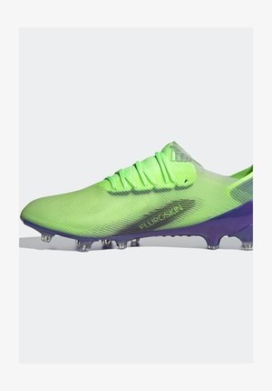 X GHOSTED.1 - Screw-in stud football boots - green