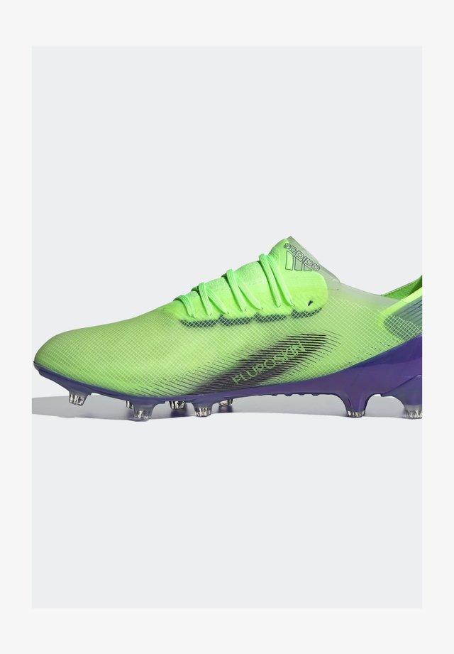 X GHOSTED.1 - Voetbalschoenen met metalen noppen - green