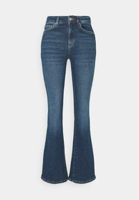 Gina Tricot - MEJA - Flared Jeans - midnight blue - 3