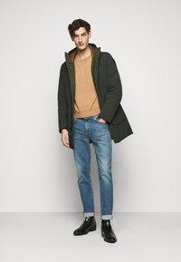 Blauer - Down coat - oliv - 1