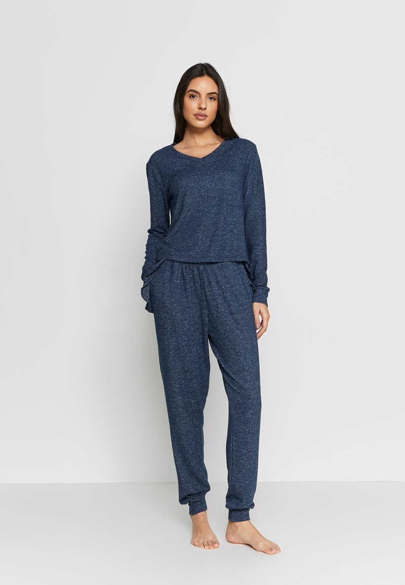 Anna Field - SET - Pyjamas - dark blue