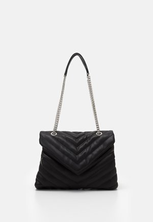 CROSS FANTAS - Across body bag - black