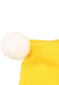 Libertad - 2 PACK - Socks - yellow - 4