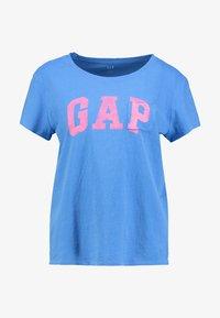 GAP - TEE - T-shirts print - cabana blue - 4