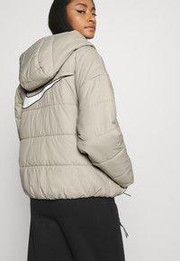 Nike Sportswear - CORE  - Light jacket - stone/white/black - 4