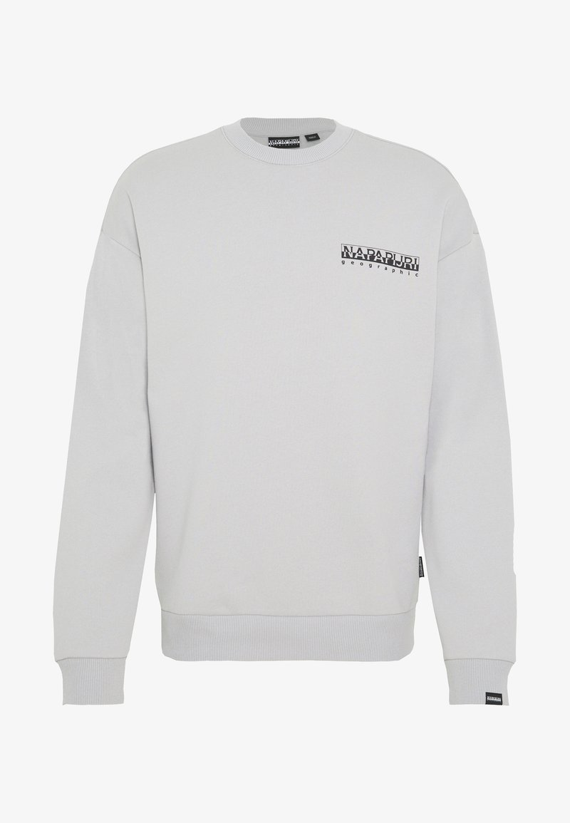 Napapijri The Tribe - YOIK  UNISEX - Sweatshirt - grey harbor